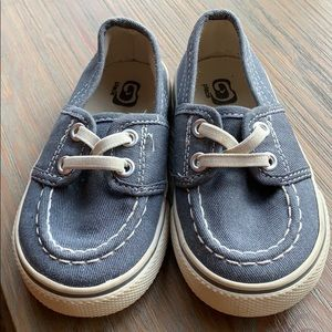 Children's Place Slip On Boat Shoes